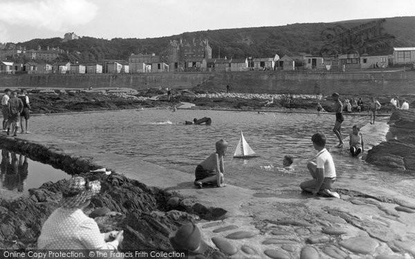 Photo of Westward Ho!, Children's Bathing Pool 1937