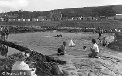 Children's Bathing Pool 1937, Westward Ho!