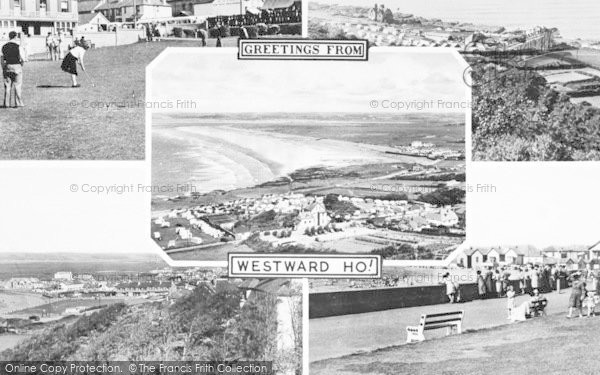 Photo of Westward Ho!, Composite c.1965