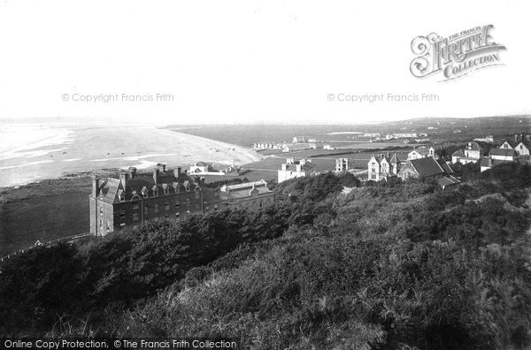 Photo of Westward Ho!, From Above 1893