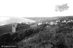 From Above 1893, Westward Ho!