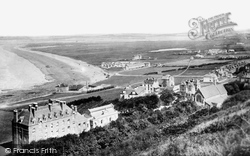Westward Ho!, From Above 1899