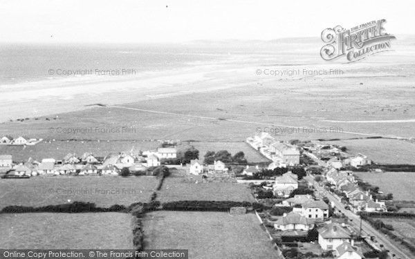 Photo of Westward Ho!, From Appledore c.1955