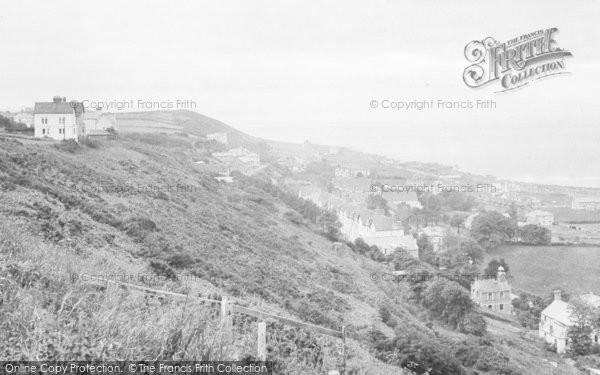 Photo of Westward Ho!, From East 1919