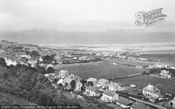 Photo of Westward Ho!, From East 1930