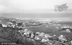 Westward Ho!, From East 1930