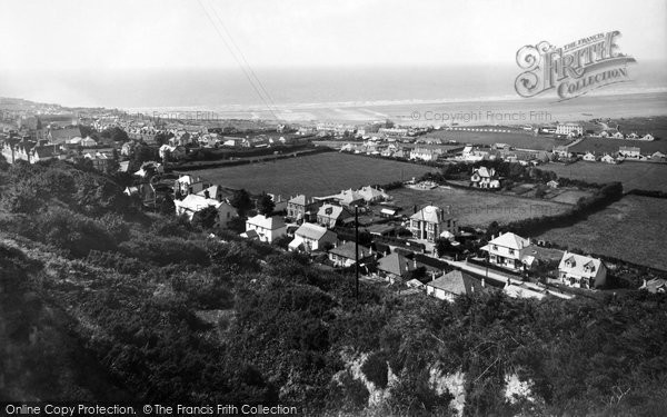 Photo of Westward Ho!, From East 1937