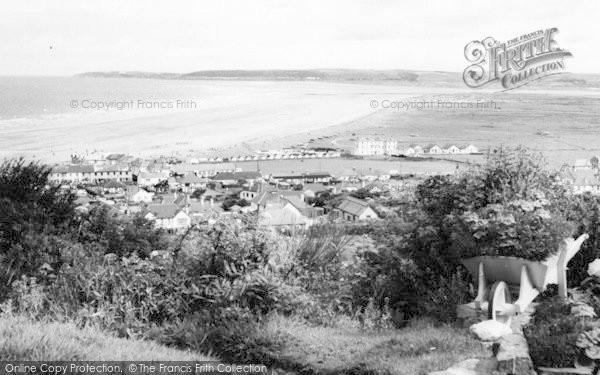 Photo of Westward Ho!, From Fosketh Hill c.1960