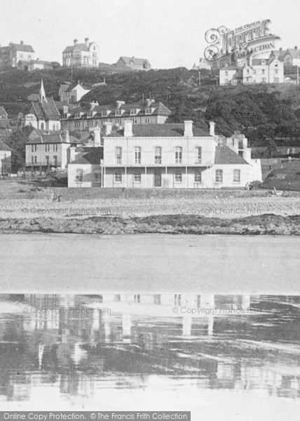 Photo of Westward Ho!, From The Sands 1893