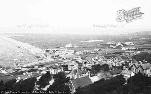 Photo of Westward Ho!, General View 1930