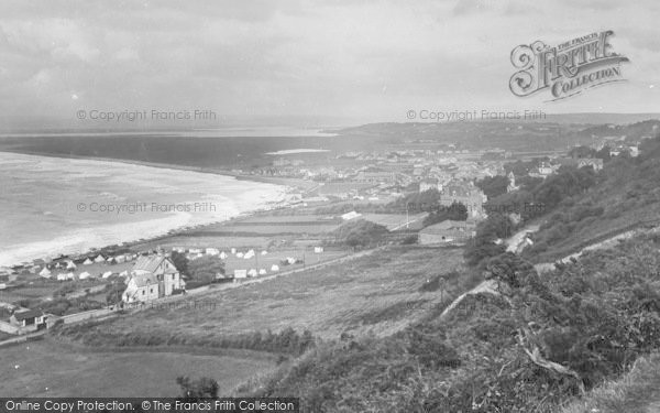 Photo of Westward Ho!, General View 1935