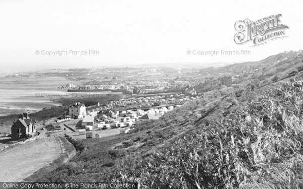 Photo of Westward Ho!, General View c.1960