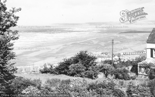 Photo of Westward Ho!, General View c.1960