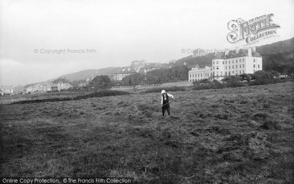 Photo of Westward Ho!, Golden Bay Hotel 1912