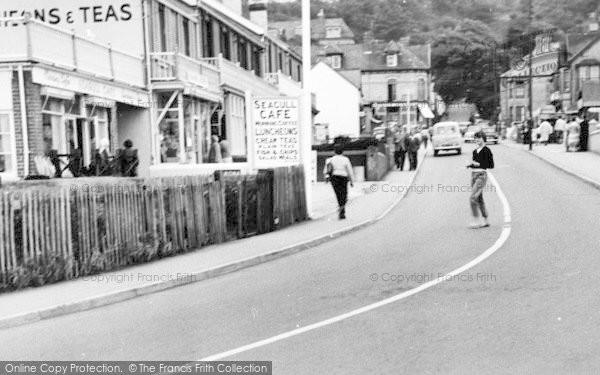 Photo of Westward Ho!, Golf Link Road c.1960