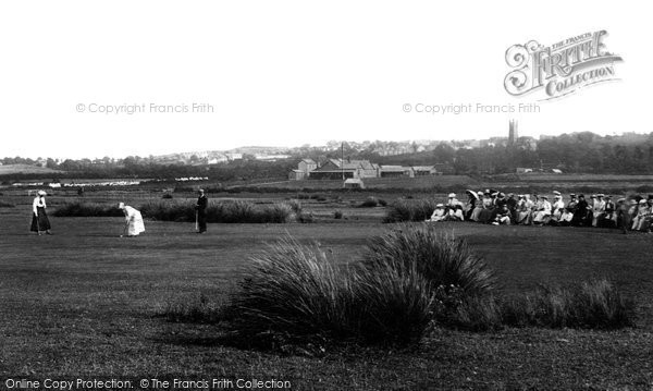 Photo of Westward Ho!, Golf Links 1907