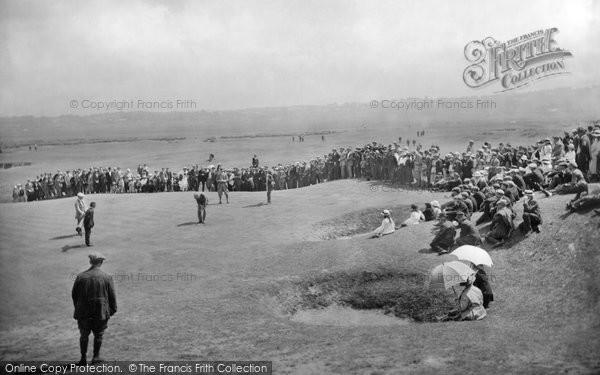 Photo of Westward Ho!, Golf Links 1920