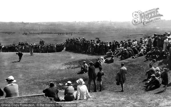 Photo of Westward Ho!, Golf Links 1920