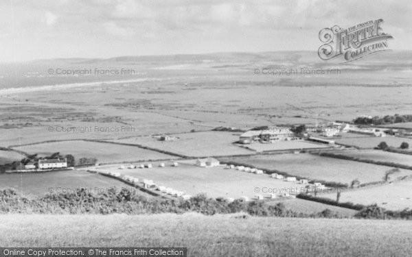 Photo of Westward Ho!, Golf Links c.1960