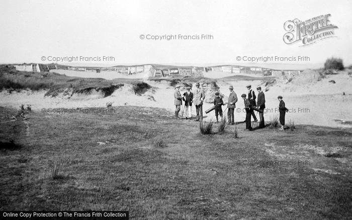 Photo of Westward Ho!, Golf Links, The Dreaded 4th Bunker 1907