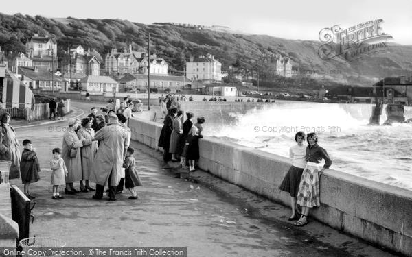 Photo of Westward Ho!, High Seas c.1955