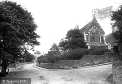 Holy Trinity Church 1906, Westward Ho!