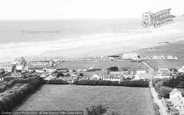 Photo of Westward Ho!, Main Road c.1955