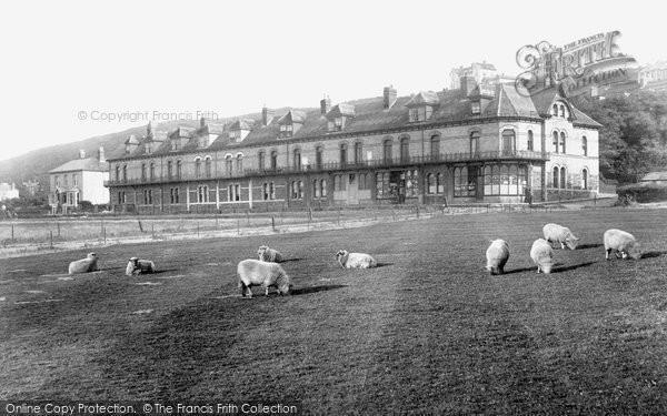 Photo of Westward Ho!, Nelson Terrace 1907