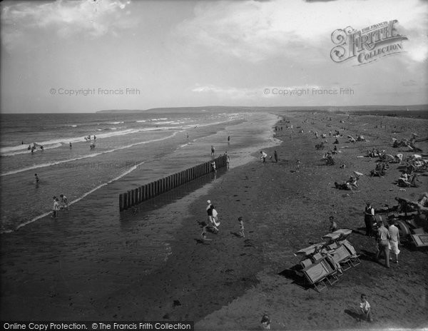 Photo of Westward Ho!, On The Sands 1935