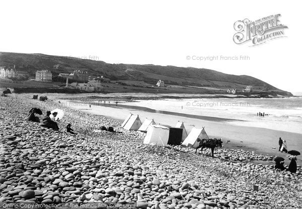 Photo of Westward Ho!, Pebble Ridge 1894