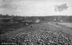 Westward Ho!, Pebble Ridge 1894