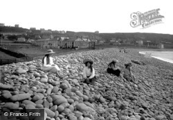 Pebble Ridge 1906, Westward Ho!
