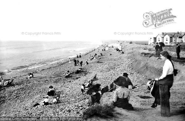 Photo of Westward Ho!, Pebble Ridge 1912