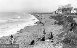 Pebble Ridge 1912, Westward Ho!