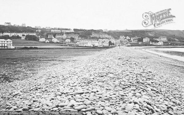 Photo of Westward Ho!, Pebble Ridge 1920