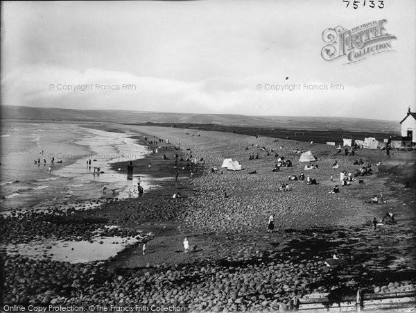 Photo of Westward Ho!, Pebble Ridge 1923