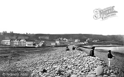 Pebble Ridge c.1875, Westward Ho!