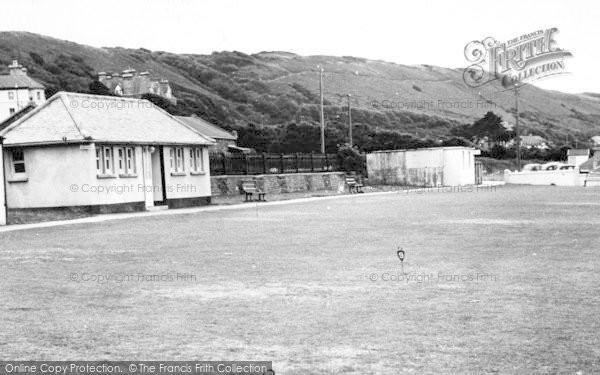 Photo of Westward Ho!, Putting Green c.1960
