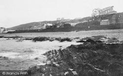 Westward Ho!, Rocks And Beach 1906