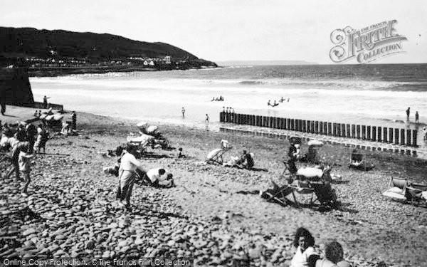Photo of Westward Ho!, Sands 1935