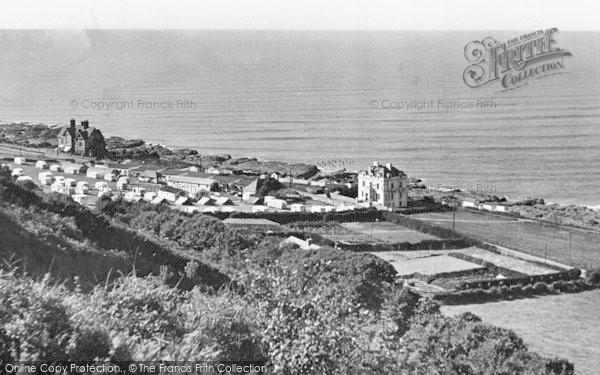 Photo of Westward Ho!, Seafield Camp c.1955