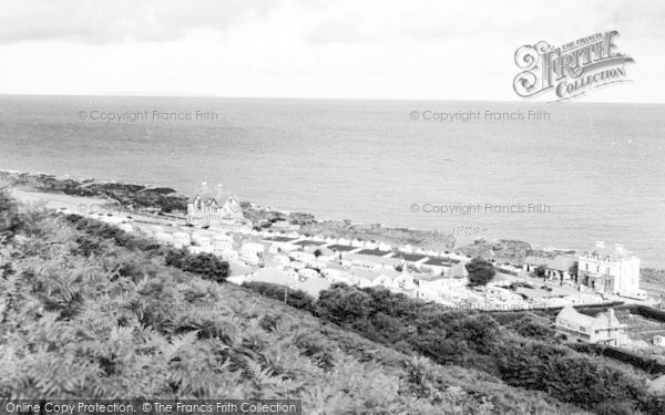 Photo of Westward Ho!, Seafield Holiday Camp And Lundy Island c.1960