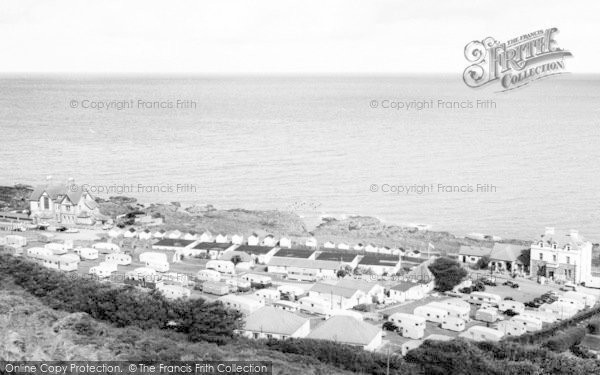 Photo of Westward Ho!, Seafield Holiday Camp c.1960