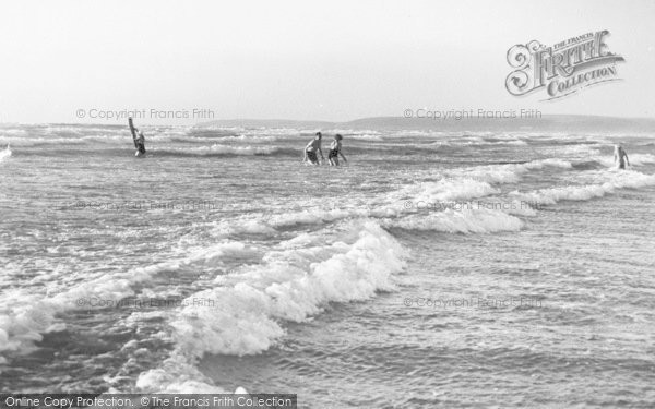 Photo of Westward Ho!, Surfing c.1955