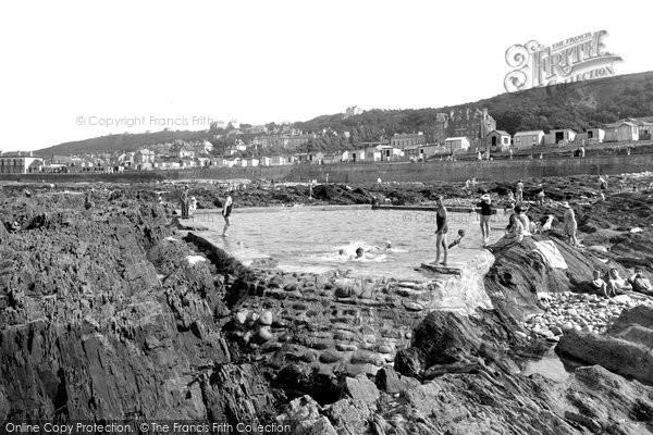 Photo of Westward Ho!, Swimming Pool 1937