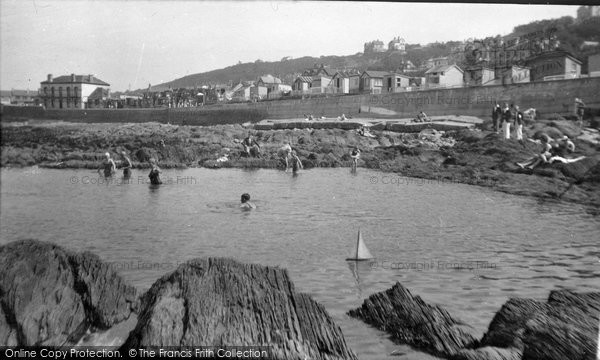 Photo of Westward Ho!, The Bathing Pool 1933