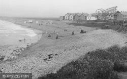 Westward Ho!, The Beach 1912
