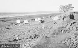 Westward Ho!, The Beach 1923