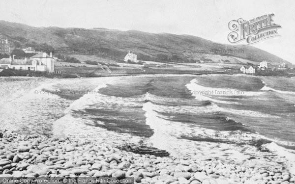 Photo of Westward Ho!, The Cliffs 1907