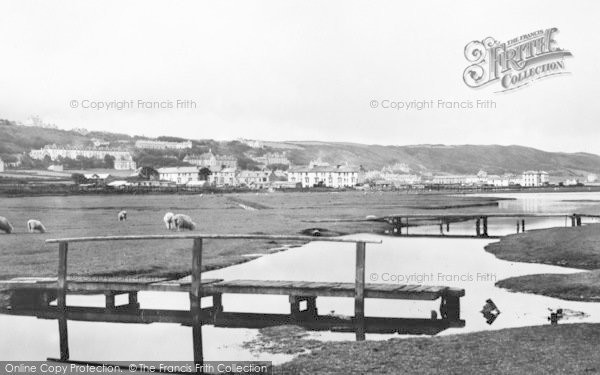 Photo of Westward Ho!, The Creek 1919
